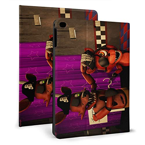 Five Nights at Freddy iPad Case Auto Wake/Sleep, Suitable for iPad mini4/5 7.9', iPad air1/2 9.7