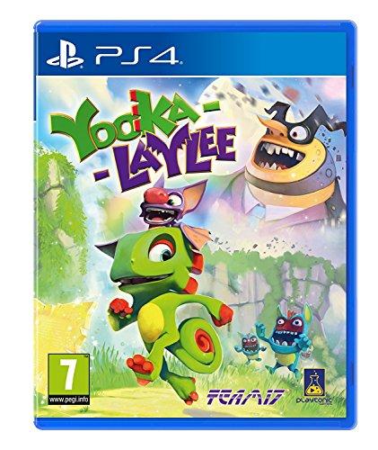 Yooka-Laylee (PS4) (UK IMPORT)