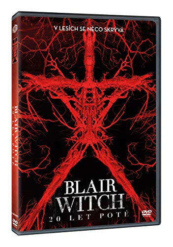 Blair Witch: 20 let pote DVD / Blair Witch (tschechische version)