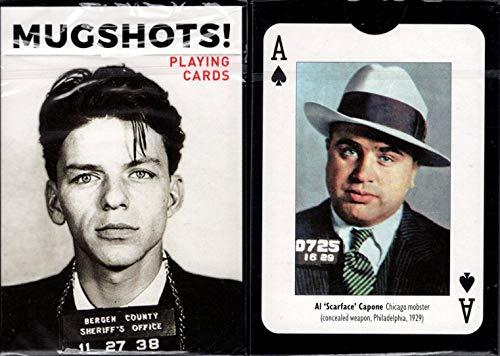 Mugshots - 55 cartes