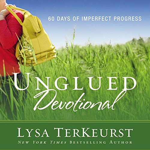 Unglued Devotional cover art
