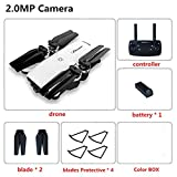 RONSHIN LanLan JD-20 YH-19 WiFi FPV avec 2MP caméra Grand Angle Haute Mode Pliable RC Quadcopter Drone 200W