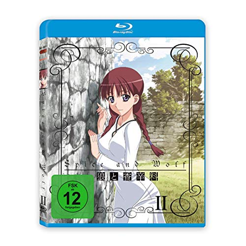 Spice & Wolf - Staffel 1 - Vol. 2 - [Blu-ray]