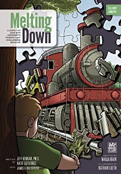 Melting Down: A Comic for Kids with Asperger's Disorder and Challenging Behavior (The ORP Library Book 2) by [Katie Gutierrez, James G. Balestrieri, Jeff Krukar PhD, Nathan Lueth]