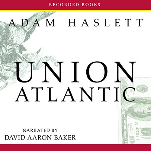 Union Atlantic audiobook cover art