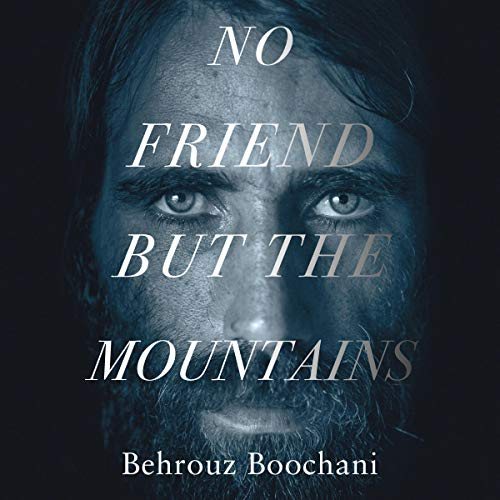 No Friend but the Mountains  By  cover art