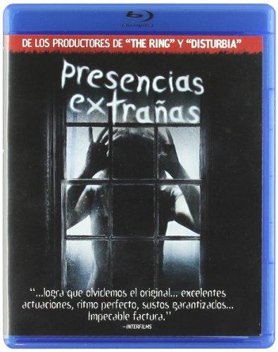Presencias extrañas [Blu-ray]