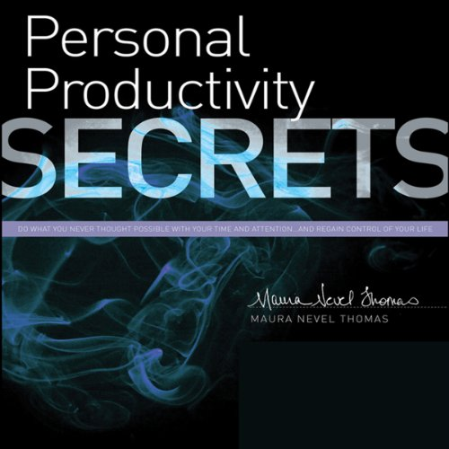 Personal Productivity Secrets cover art