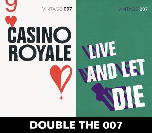 Double the 007: Casino Royale and Live and Let Die (James Bond 1&2) (James Bond 007) (English Edition)