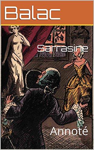 Sarrasine: Annoté (French Edition)