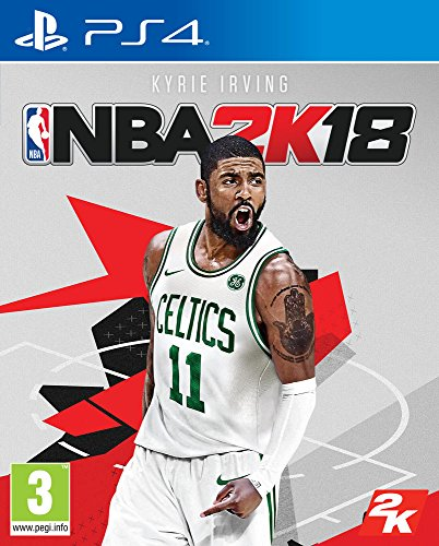 NBA 2K18 (PS4) [video game]