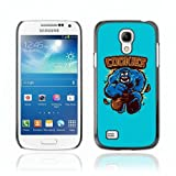 CelebrityCase Polycarbonate Hard Back Case Cover for Samsung Galaxy S4 MINI ( Cookie Monster Hulk )