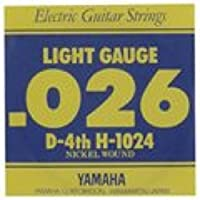 YAMAHA H1024 エレキギター用 バラ弦 4弦