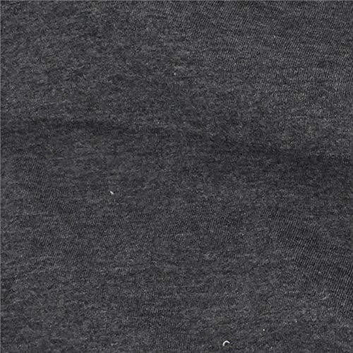 Telio Organic Cotton Melange Jersey Fabric, Oatmeal, Fabric By The Yard