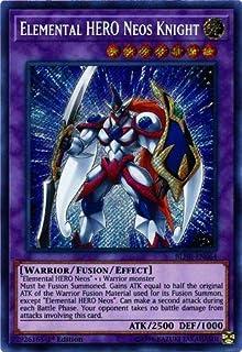 Yu-Gi-Oh! - Elemental Hero Neos Knight - BLHR-EN064 - Secret Rare - 1st Edition - Battles of Legend: Hero's Revenge