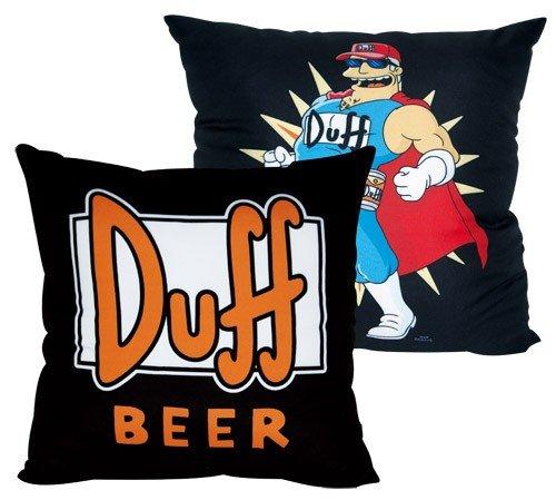 The Simpsons Duff Beer Kissen Duff Bier Kuschelkissen