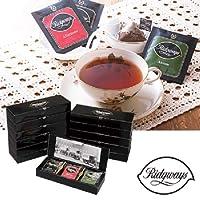 リッジウェイ(Ridgways) ティーバッグ 12箱セット (アッサム、アフタヌーン、ハーマジェスティーブレンド) 【イギリス ロンドン おみやげ(お土産) 輸入飲料 】「紅茶」