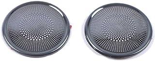 NIUASH Car Door Audio Speaker Decoration Cover,Fit for Lexus RX RX450h 2016 2017 2018 2019 2020