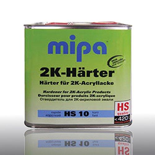 MIPA 2K HS-Härter HS10 kurz 2,5 Ltr.
