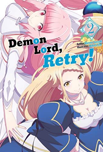 Demon Lord, Retry! Volume 2 (English Edition)
