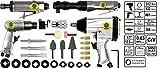 Vorel 81142–Werkzeug Druckluft legt 33pcs