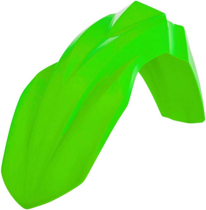 Acerbis Front Virginia Beach Mall Fort Worth Mall Fender Fluorescent Green 2 - KX450F Fits: Kawasaki