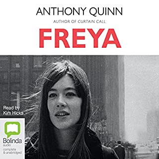 Freya cover art