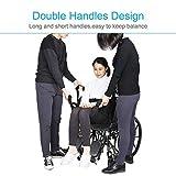 XHDMJ Patientenlifter Slings Aid Transfer Wheelchair Belt – Wiederverwendbare Notfall-Rollstuhl-Transportgurt Für Medizinische Mobilität, Patiententransferbrett - 6