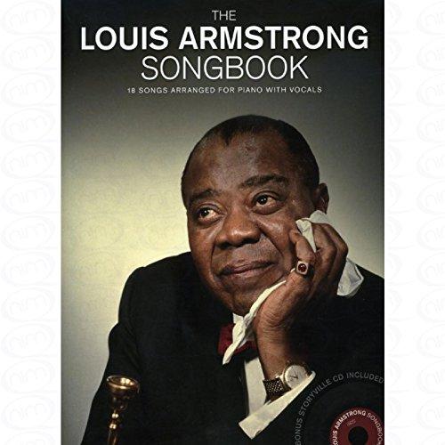 SONGBOOK - arrangiert für Songbook - mit CD [Noten/Sheetmusic] Komponist : ARMSTRONG LOUIS