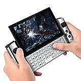 GPD Win 3- 5.5 ' Silver Black Handheld Windows 10 Video Game Console Mini Laptop UMPC 1280x720 Touch Screen Tablet PC Game Console CPU Intel Intel Core i7-1165G7,16GB LPDDR4x4266,1TB NVMe SSD