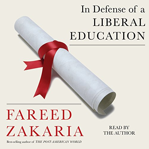 In Defense of a Liberal Education audiobook cover art