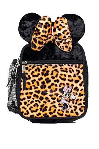 HYPE Disney Minnie Leopard Lunch Bag