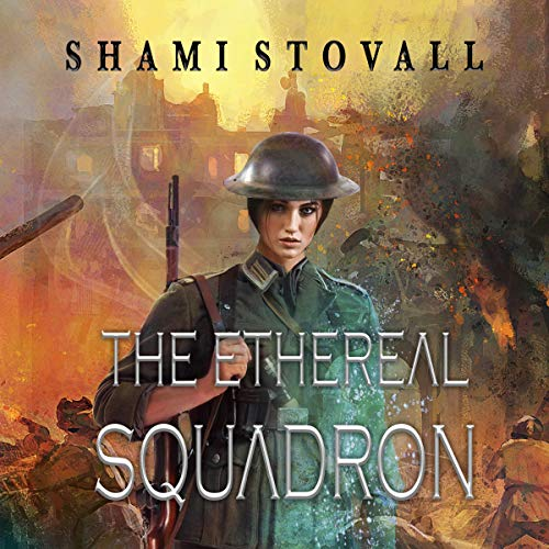The Ethereal Squadron audiobook cover art