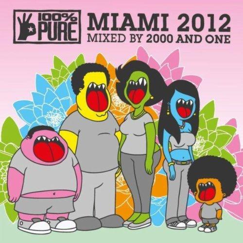 100% Pure Miami 2012