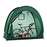 Tenda Biciclette Shed deposito Biciclette Shelter Bike Antipolvere Impermeabile Copertura della Bicicletta Tenda di Protezione Bike Storage Shed Tenda Tenda Esterna Giardino Bagagli