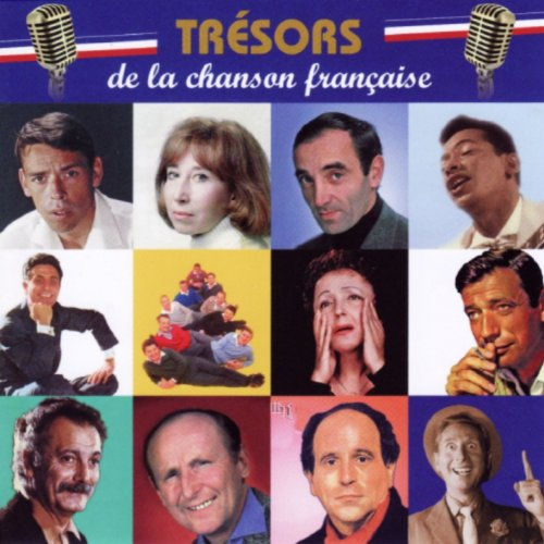 Trésors de la chanson francaise