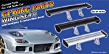 Aoshima #119 GT Wing accessory Set #2 (set of 3 Wings) 1/24 Model Parts