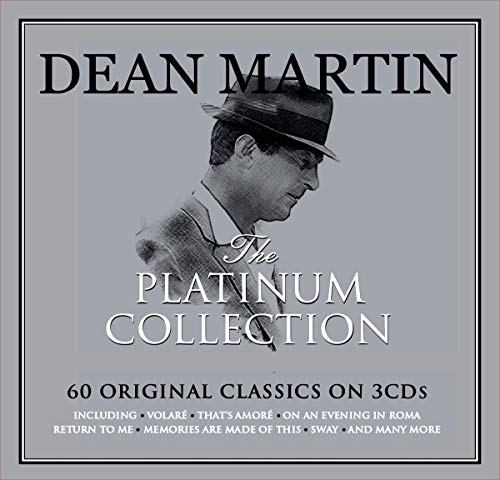 60 Greatest Hits of Dean Martin (3 CD Box Set)