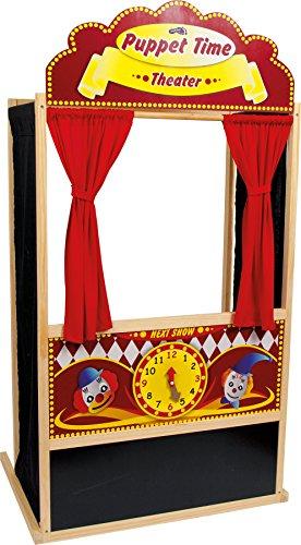 small foot 6099 Théâtre de marionnettes \