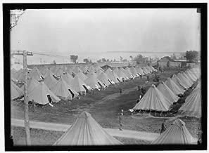 HistoricalFindings Photo: National Guard of DC,Colonial Beach,Virginia,VA,Westmoreland County,1915 4