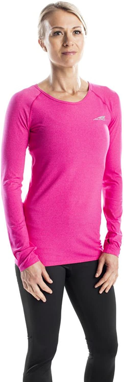 Altra LongSleeve Running Tee  Women's Beetroot XSmall