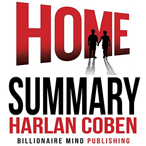 Summary of Home by Harlan Coben audiobook cover art
