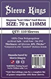Sleeve Kings Magnum Lost Cities Card Sleeves (70x110mm) - 110 Pack, 60 Microns