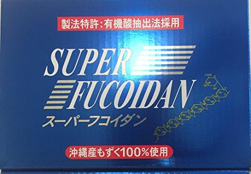 沖縄産もずく スーパーフコイダン 100ml×30袋