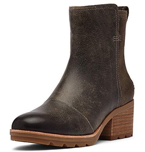 Sorel Women's Cate Bootie - Casual, Light Rain - Waterproof - Major - Size 8