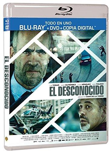 El Desconocido - Dani de La Torre - Luis Tosar (Bluray+DVD+Copia Digital)