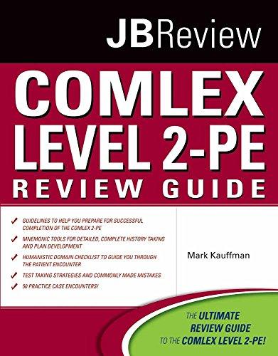 COMLEX Level 2-PE Review Guide (Jbreview)