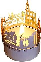 13gramm Straßburg-Skyline Windlicht Schattenspiel Souvenir,