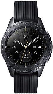 "SAMSUNG Galaxy Watch Reloj Inteligente Negro SAMOLED 3,05 cm (1.2"") GPS (satélite) - Relojes Inteligentes (3,05 cm (1.2""), SAMOLED, Pantalla táctil, GPS (satélite), 49 g, Negro)"