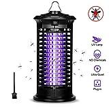 La'prado Light - Lámpara Ultra Violeta para Mosquitos y todo tipo de Insectos